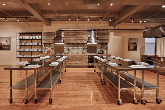 Public Cooking Classes NYC, Culinary